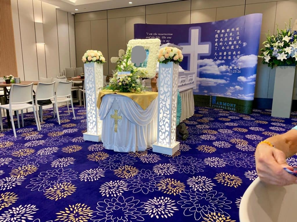 tampines funeral parlour 1024x768 - Review on the various Funeral Parlours