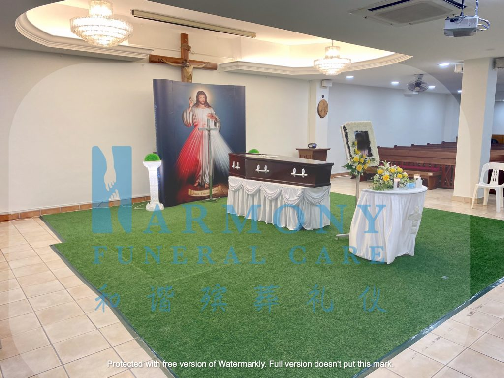 IMG 2173 2 1024x768 - Review of Church of Christ the King (Funeral Parlour)