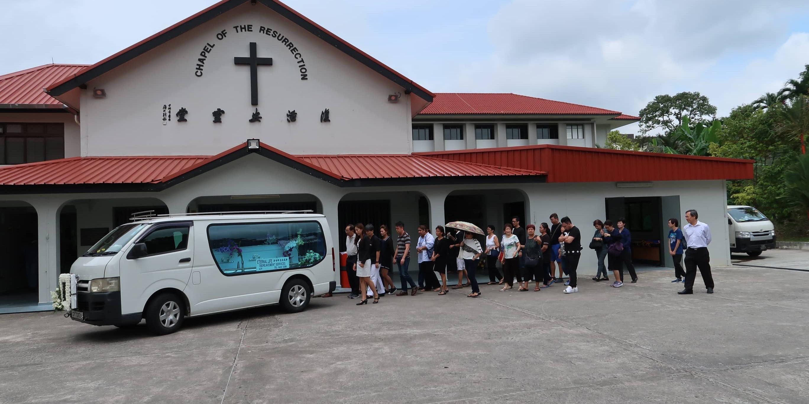 IMG 0247 1 panorama - Singapore Catholic Funeral Services